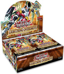 Yu-Gi-Oh! - Lightning Overdrive Booster Box [Releases June 4th 2021]