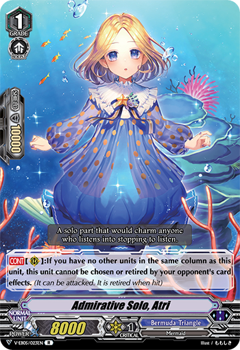 AFTERNOON TEA PARTY COUVER G-CB01//026EN C CARDFIGHT VANGUARD