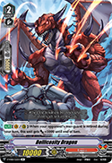 Bellicosity Dragon - V-MB01/020EN - R