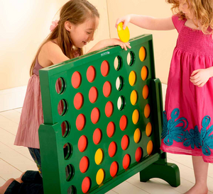 Toddler Connect 4