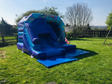 Load image into Gallery viewer, Party Bouncy Castle With Slide 15x12ft