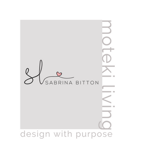 sabrina bitton toronto designer is opening her online home store soon.