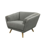 Moteki Alice Armchair - Light Grey