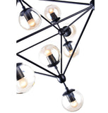 Moteki Jonatan Chandelier - 15 Bulbs