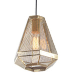 Reproduction of Cell Tall Pendant Lamp-shopsabrinabittopn.com