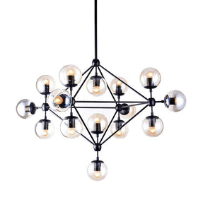 Jonatan Chandelier - 15 Bulbs-shopsabrinabitton.com