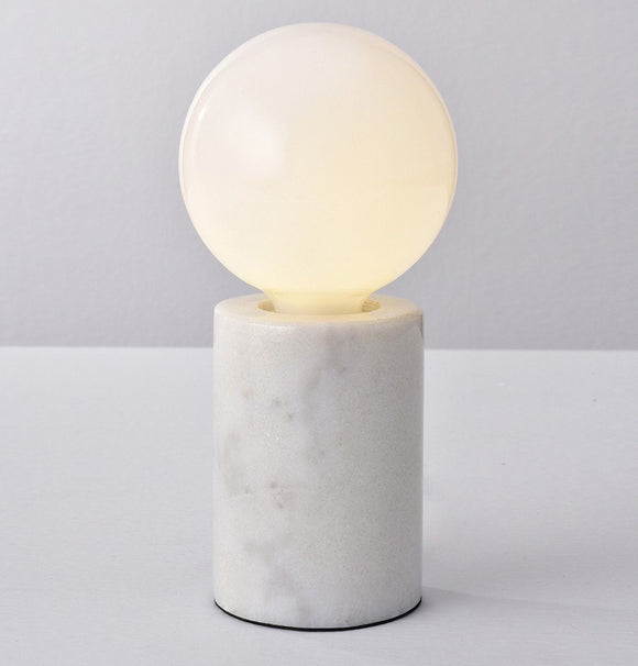 Moteki Jiar Marble Table Lamp