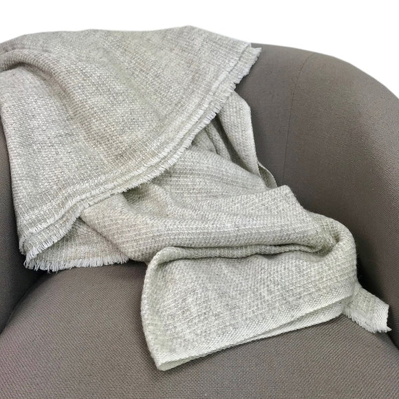 grey cashmere throws moteki living sabrina bitton designer