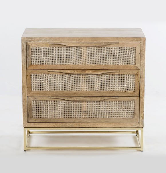 Jaya 3-Drawer Chest-shopsabrinabitton.com
