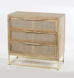 Moteki Jaya 3-Drawer Chest