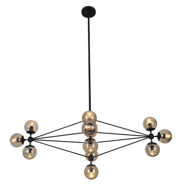 Moteki Jonatan Chandelier - 14 Bulbs