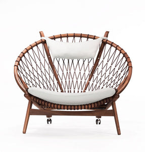 Reproduction of PP130 Circle Chair-shopsabrinabitton.com