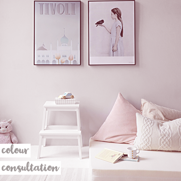 Skype Interior  Design Services- Colour Consultation