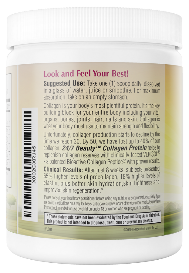 Load image into Gallery viewer, 24/7 Beauty Collagen Protein