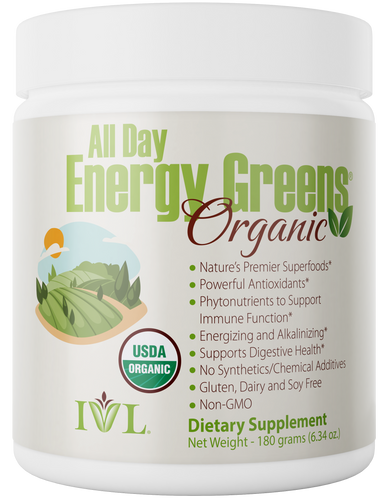 All Day Energy Greens - Organic