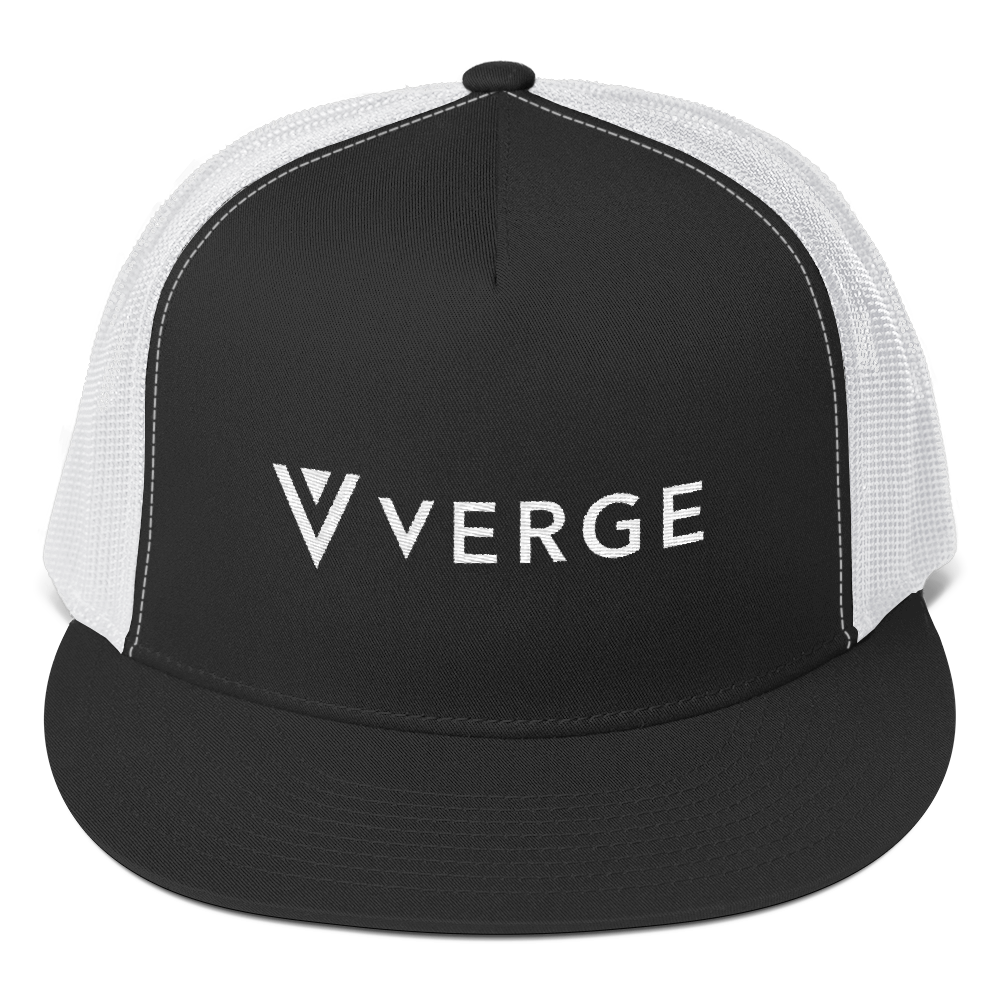 Verge Trucker Cap vergecurrency.myshopify.com
