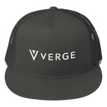 Load image into Gallery viewer, Verge Trucker Cap vergecurrency.myshopify.com