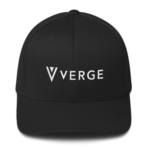 Verge Flexfit Hat vergecurrency.myshopify.com