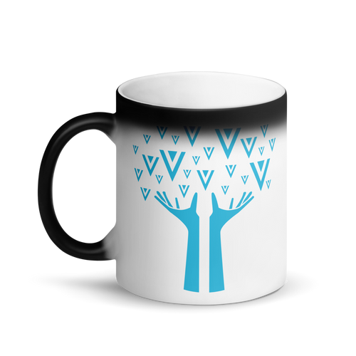 Verge Family Tree Magic Mug vergecurrency.myshopify.com