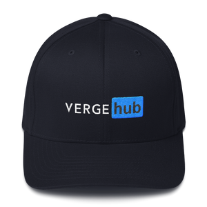 VergeHub Flexfit Hat vergecurrency.myshopify.com