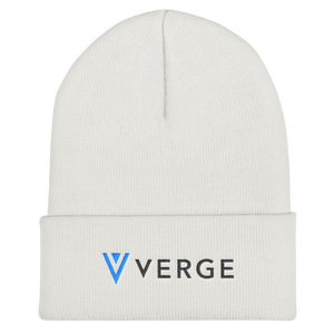 Verge Beanie vergecurrency.myshopify.com
