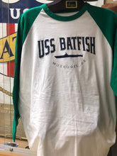 Load image into Gallery viewer, BASEBALL TEES! USS BATFISH!