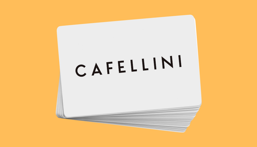Cafellini Gift Card