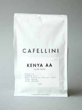 Kenya AA Brown