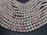 Pink Opal, 10mm(10.5mm) Round Beads