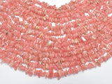 Rhodochrosite Beads, Chips, Approx 3mm - 7mm-BeadBeyond