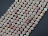 Pink Opal Beads, 6mm Round Beads