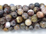 Pietersite Beads, 10mm Round Beads-BeadBeyond