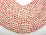 Pink Opal, 6 mm Round Beads-BeadBeyond