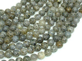 Pitaya Quartz, Dragon Fruit Quartz, 8mm Round Beads
