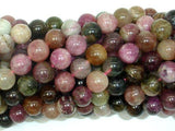 Tourmaline Beads, 8mm Round Beads-BeadBeyond