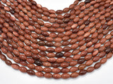 Goldstone Beads, 8x12mm Rice Beads