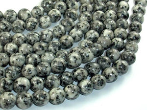 Sesame Jasper Beads, 10mm Round Beads-BeadBeyond