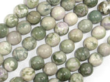 Peace Jade Beads, 10mm Round Beads-BeadBeyond