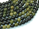 African Green Autumn Jasper Beads, 8mm (8.4mm)-BeadBeyond