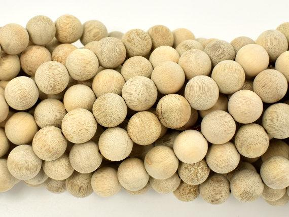 Silkwood Beads, 10mm Round Beads-BeadBeyond