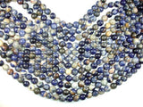 Orange Sodalite Beads, 10mm Round Beads-BeadBeyond