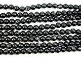 Hypersthene Beads, Round, 6mm-BeadBeyond