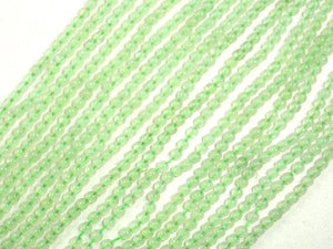 New Jade Beads, 2mm Round Beads-BeadBeyond