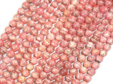 Rhodochrosite Beads, Round, 5mm-BeadBeyond