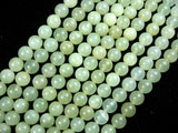 New Jade Beads, 10mm Round Beads-BeadBeyond
