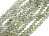 Labradorite Beads, 6mm Round Beads-BeadBeyond