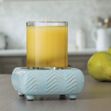 Load image into Gallery viewer, Chevron 2-in-1 Fragrance Warmer
