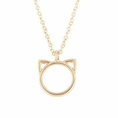 Cat Ears Charm Necklace