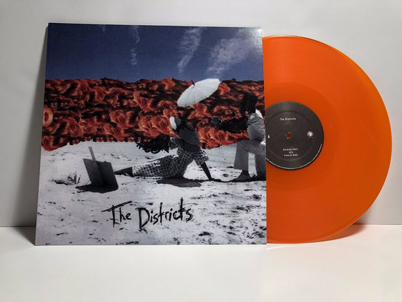 DISTRICTS, THE<BR> <I>THE DISTRICTS [LTD Orange Translucent Vinyl] EP</I>