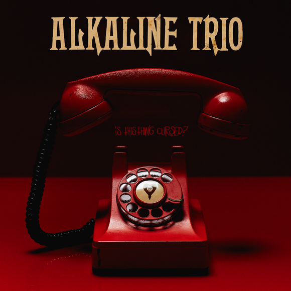 ALKALINE TRIO <BR><I> IS THIS THING CURSED LP</I>